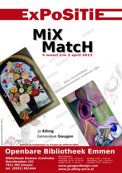 Expositie Mix Match